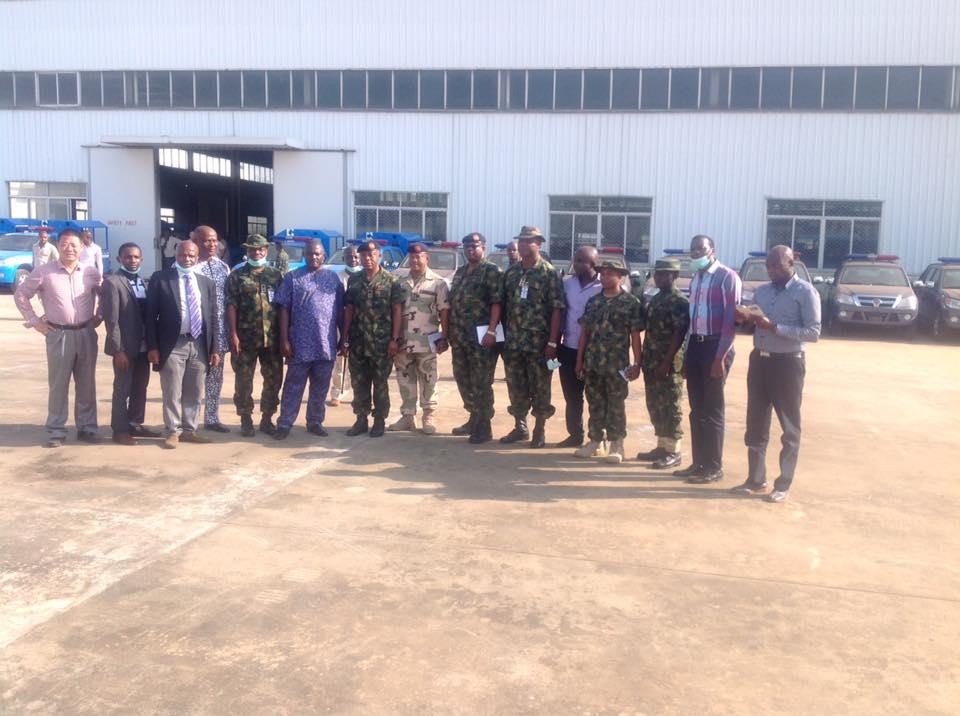 Innoson and the Nigerian Army