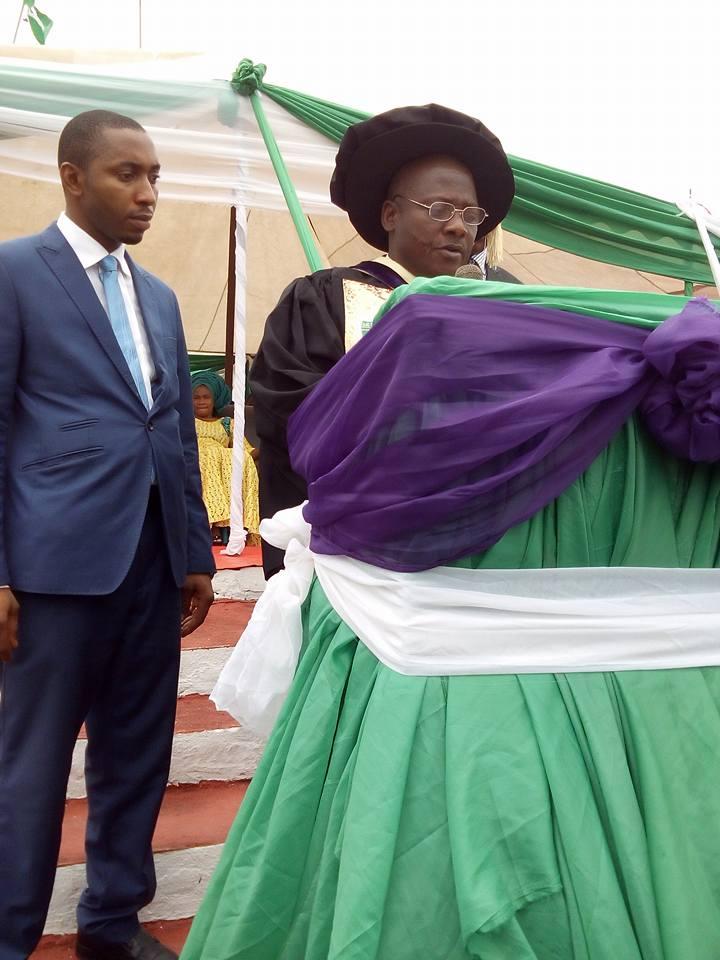 Imo State University (IMSU) by the Chancellor, Dr. Innocent Ifediaso Chukwuma OFR.