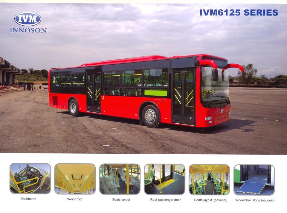 Innoson IVM 6125